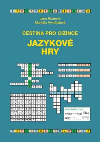 Čeština pro cizince - Jazykové hry [Knihy - Kroužková]